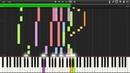 Justin Timberlake - Rock Your Body Synthesia Piano MIDI