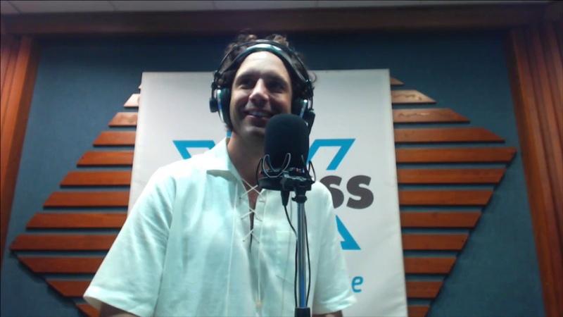 Mika ospite di Radio Kiss Kiss in Fuori Tutto