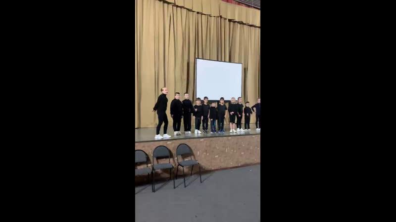 Актерское мастерство Младшая группа