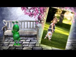 Инопланетянин - креативный и веселый детский проект