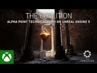 The Coalition - Alpha Point Technical Demo on Unreal Engine 5