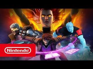 Marvel ultimate alliance 3 the black order — набор dlc 2 — x-men rise of the phoenix