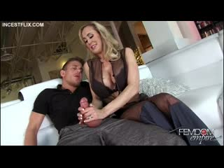 Brandi Love in Moms Milking Control