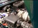 Lada Niva vs. Porsche Cayenne Turbo S
