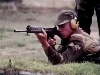 A Man Among Men - The Rhodesian Light Infantry