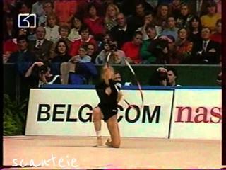 Oksana Kostina hoop IA WC1992
