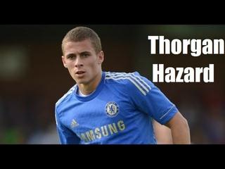 Thorgan Hazard ► Skills and Goals   2012-2013  