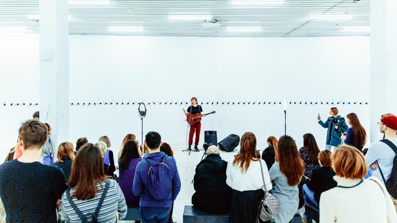 Миша Лузин – Причины (Ural Biennale live)