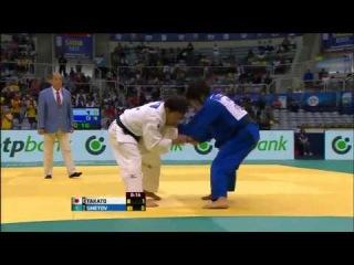 "Fighting the world champion Japanese Naohisa Takato (Look and Learn)""СМОТРИ И УЧИСЬ"""