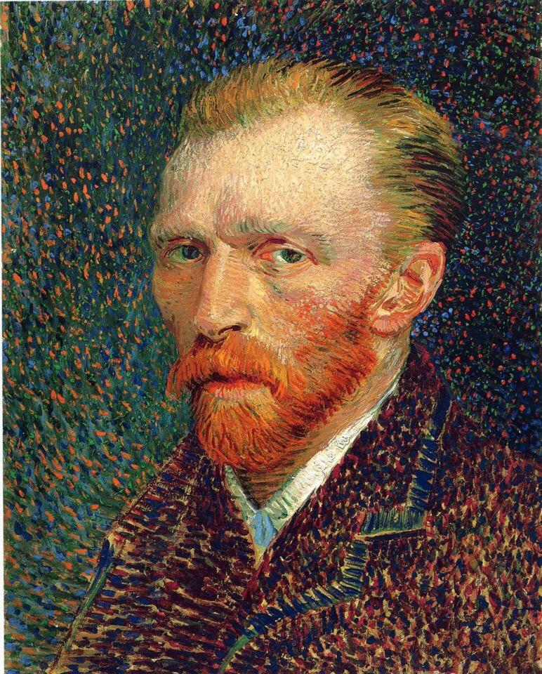 Факты о художниках: Винсент Ван Гог Vincent Willem van Gogh