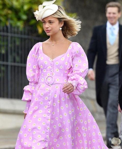Леди Амелия Виндзор занимает 39-е место в порядке наследования британского престола и ее называют самой стильной представительницей королевской семьи