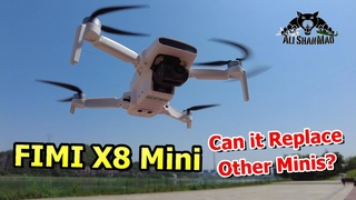 Beautiful Aerial Film Shot with Fimi X8 Mini Aerial Filming Drone