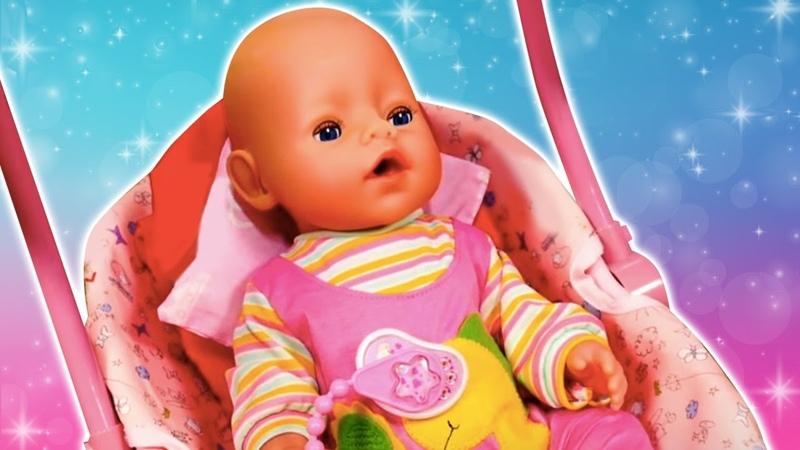 Сборник видео для девочек с беби бон Аннабель Видео на английском языке