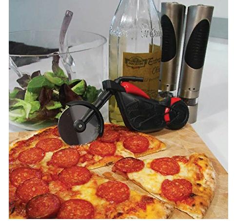 Нож-мотоцикл для пиццы
