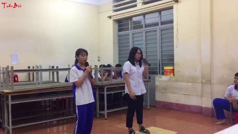 Cover Nhạc Phim Về Nhà Đi Con Cảm ơn con nh Học Sinh Trường THCS THPT Nguyễn Khuyến TPHCM