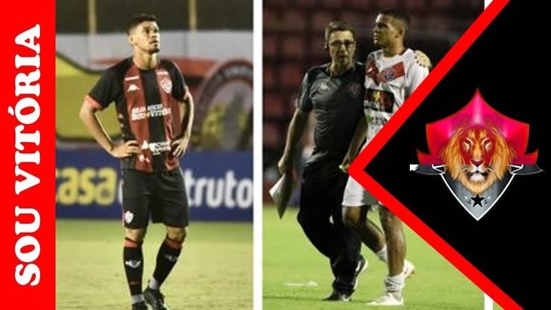 Vitória se acerta com Bahia de Feira e fecha com Van e Gabriel Bispo por três anos