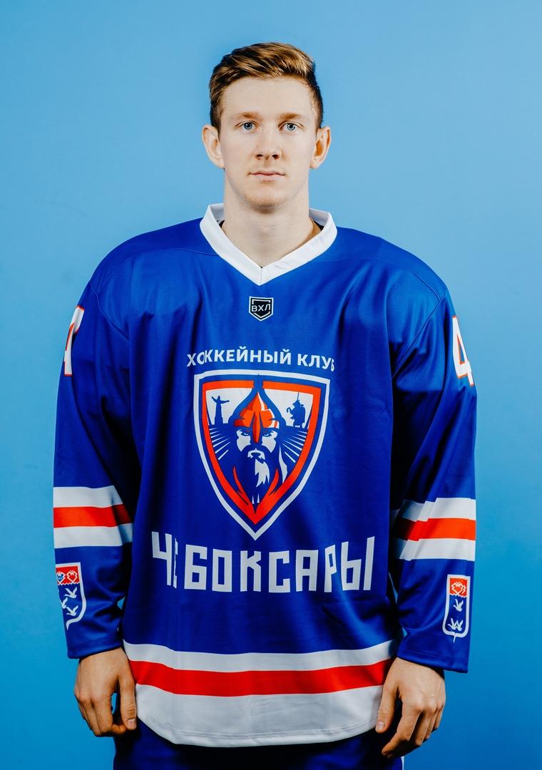 Егор Залитов ХК Чебоксары