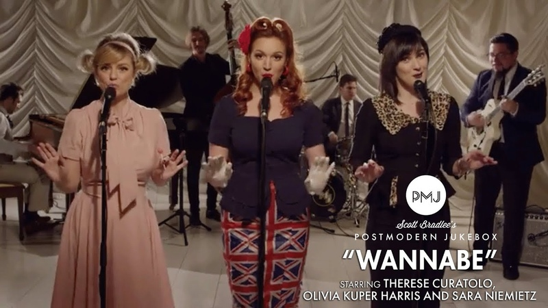 Wannabe Spice Girls Vintage Andrews Sisters Style Cover by Postmodern Jukebox