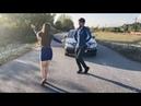 Девушка Танцует Классно Знакомиться С Парнем На Дороге Хит 2020 Супер Лезгинка На Русском ALISHKA