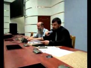 ДНР и Подкарпатская Русь приняли декларацию о взаимопризнании