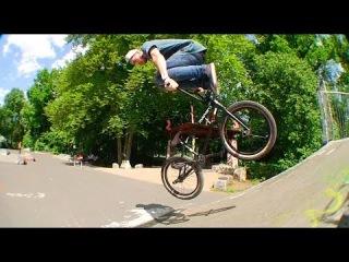 BMX - Instagram Slam Germany with Daniel Tunte & Fernando Laczko