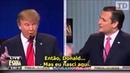 Trump x Cruz FIGHT