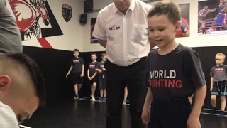 Открытый Ринг по Боксу 28 декабря 2019 года в Академии Боевых Искусств World Fighting Красногорск