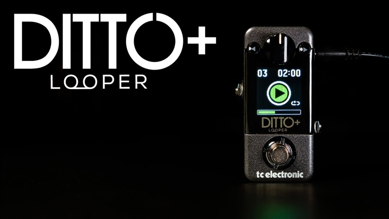 Ditto Looper - Official Product Video