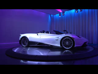 Bugatti Chiron, Pagani Huayra Roadster BC, McLaren Senna at Most Expensive Supercar Showroom