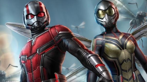 Третий «Человек-муравей» будет намного больше первых двух частей