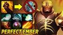 AhJit Perfect Ember Plays EZ Lancer Counter Dota 2