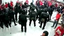 Ростов Арена, новые кадры избиения болельщиков Спартака