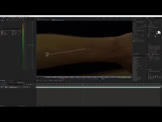 Transparent watch hologram (in time) after effects vfx tutorial