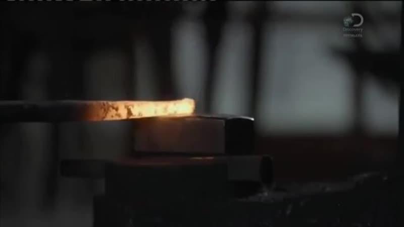 Копии мечей из пружин подвески Сделано из вторсырья