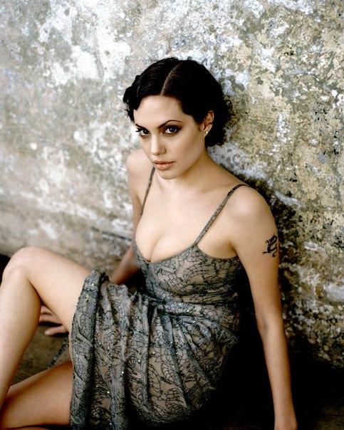 Анджелина Джоли для People, 1998