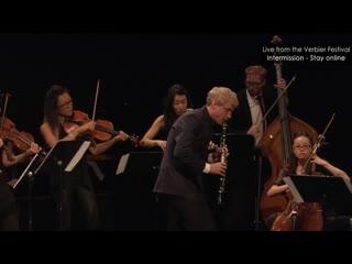 Verbier Festival 2019: Lahav Shani conducts Weber, Prokofiev, and Mendelssohn - With Vadim Repin (Verbier, )