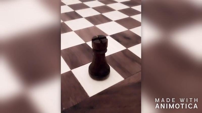 Turm Drechseln Schachfiguren