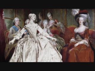 Les petits secrets des grands tableaux - Marie-Antoinette de