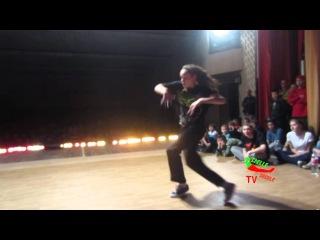 Neki vs Nastia for you - CHELLE PEOPLE 6 - Hip Hop dance 1x1