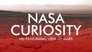 NASA CURIOSITY   HD PANORAMIC VIEW OF MARS (PART 2)