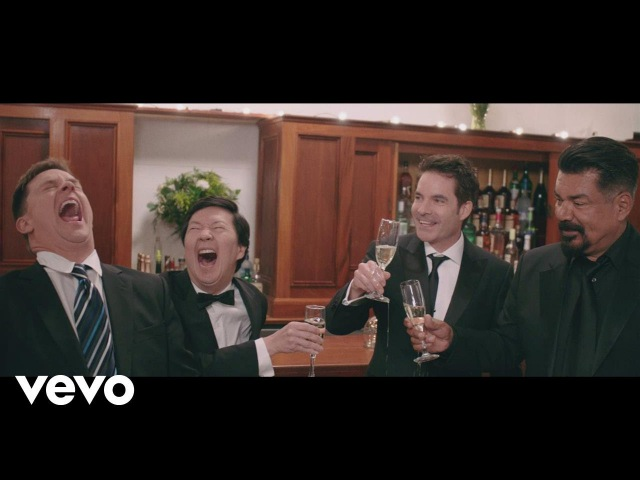 Train - Drink Up starring Marshawn Beastmode Lynch, Ken Jeong, George Lopez, Jim Breuer