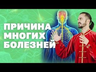Нарушение работы нервной системы! Упражнение от всех болезней! Одна причина многих болезней!