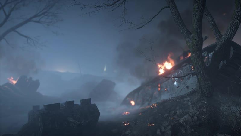 Battlefield I Ночи Нивеля Nivelle Nights