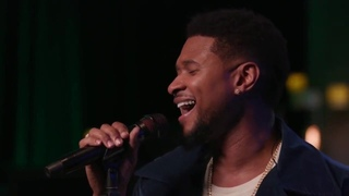 USHER LIVE YOU MAKE ME WANNA/CONFESSIONS/NICE AND SLOW/ U DONT HAVE TO CALL/ BAD GIRL LIVE CRICKET