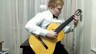 В контакте с гитарой Кушнарёв Роман