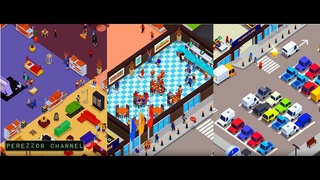 Idle Furniture Store Tycoon - My Deco Shop android game first look gameplay español 4k UHD