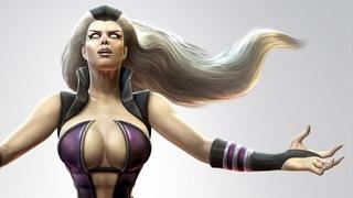 Mortal Kombat X - All SINDEL scenes