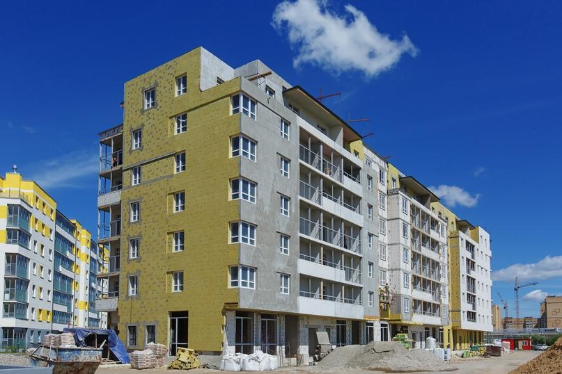 Отчет о ходе строительства ЖК «Апрель» июнь 2020, изображение №2