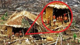 Это племя никогда не спит - самые счастливые люди на планете!