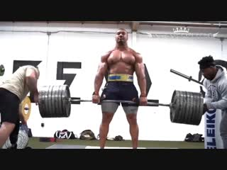 The strongest bodybuilder in the world right now best monster workout